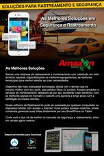 Amazon Tracker - Rastreamento