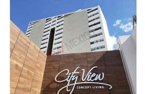 Departamento En Venta City View De Lujo Querétaro Único En Su Tipo