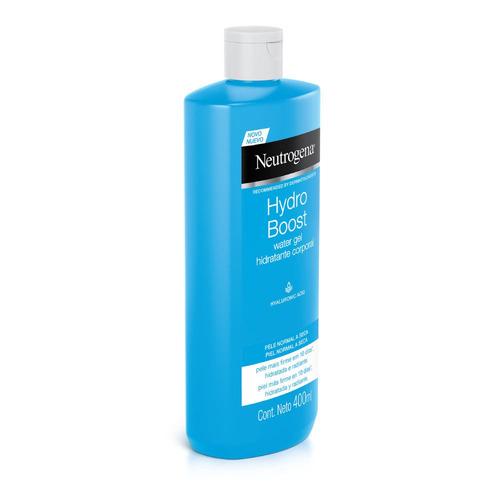 Neutrogena Water Gel Hydroboost en botella 400ml