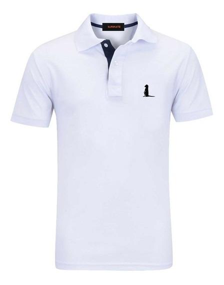 Kit 5 Camisas Polo, Original Luxo Masculina Camisetas Blusa