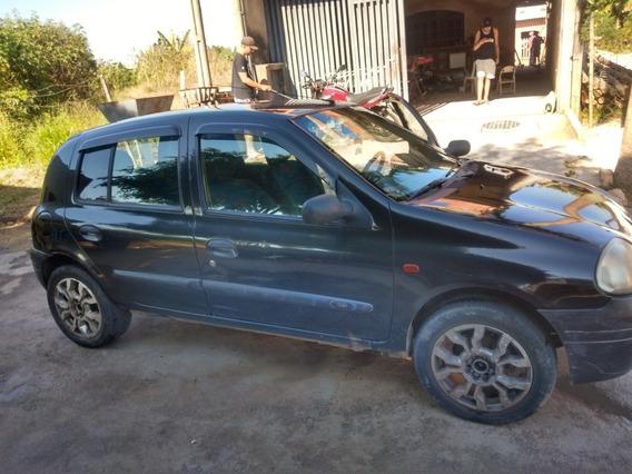 Renault Clio 2001 1.0 Rl 5p