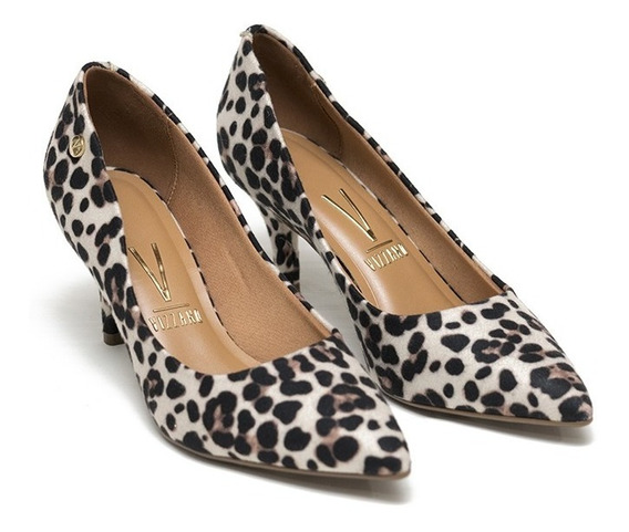 Stilettos Gamuza Mujer Taco Fino Zapatos Vizzano Dama