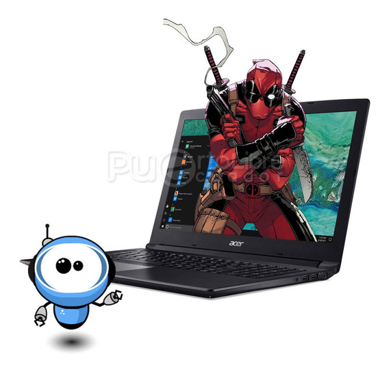 P O T E N T E Acer Core I5 8va + 20gb Ram 1tb + R E G A L O