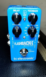 Tc Electronic Flashback Delay Y Looper Stereo. Versión 1
