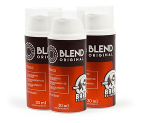 Kit Blend Original® Para 3 Meses - Barba De Respeito