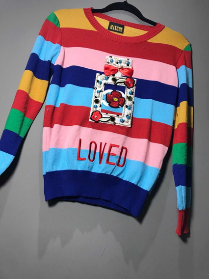 Sweater De Colores