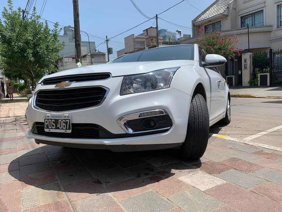 Chevrolet Cruze 1.8 Ltz At 2016