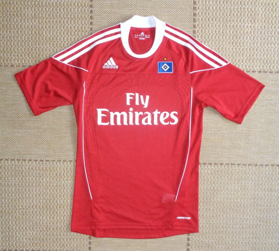 Camisa Original Hamburgo 2009/2010 Third Formotion