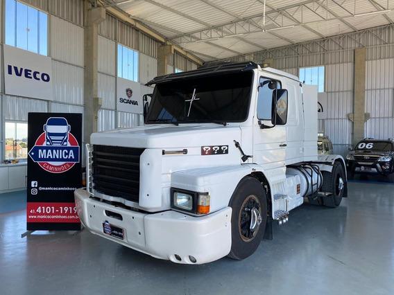 Scania 112 320 4x2 1984