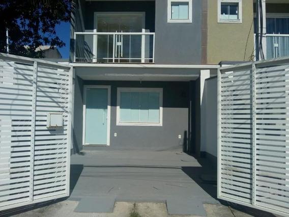 Casa Em Jardim Mariléa, Rio Das Ostras/rj De 94m² 2 Quartos À Venda Por R$ 260.000,00 - Ca470562