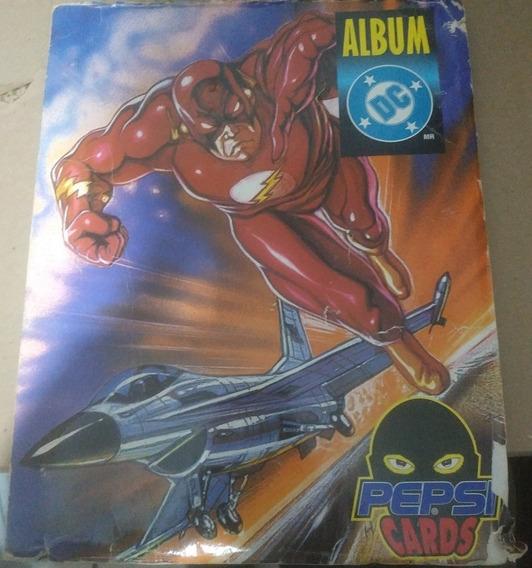 Colección Pepsi Cards Dc Y Marvel