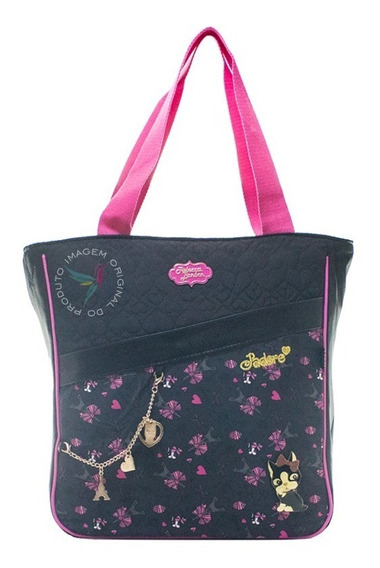 Bolsa Sacola Totebag P/ Notebook Original Rebecca Bonbon Pin