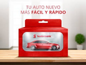 Financiamiento Scotiabank: Toyota, Kia, Hyundai, Nissan, Etc