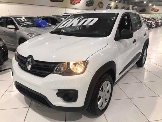 Renault Kwid Zen 1.0 12v Flex - 2019/2020 - 0km