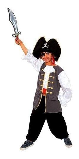 Disfraz Party Pirate Captain 116-122