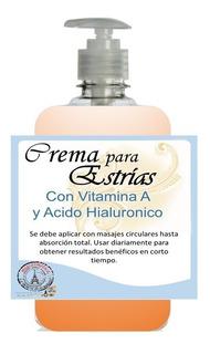 Crema Para Estrías Apta Embarazo Cuidando Tu Piel X 250g