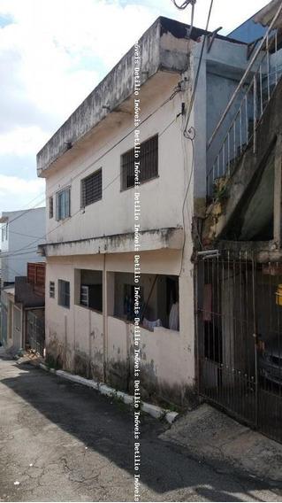Casa Para Venda Em São Paulo, Jardim Colorado, 2 Dormitórios, 1 Banheiro - 00205_2-672684