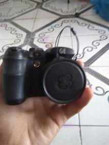Camera Fotografica Semi Profissional Ge X550 Com Defeito