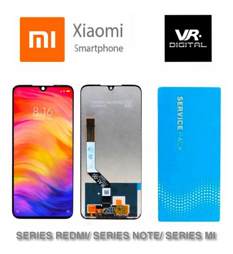 Pantalla Display Xiaomi Redmi Note 7 6a 7a 4 4x 8 Pro S2 A2