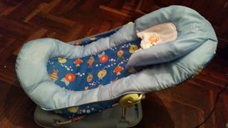 Reposera Para Bañito De Bebe
