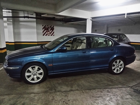 Jaguar X-type 2.0 V6 Se 2004