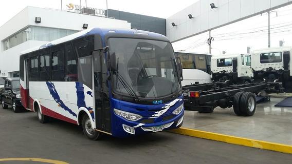 Bus Turístico 9 Metros, 30 Asientos. Diseño/color A Elegir.