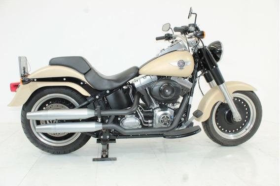 Harley Davidson Softail Fat Boy Special 2014 Bege