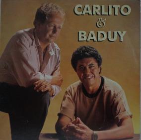 Lp Carlito E Baduy(você É Demais)1994-encarte-warner