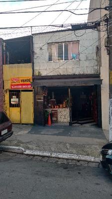 Terreno À Venda, 168 M² Por R$ 700.000 - Cidade São Mateus - São Paulo/sp - Te0056