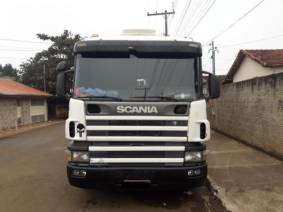 Scania 124 420 2001 6x2 + Carreta Mona 2012 C/ Pneus