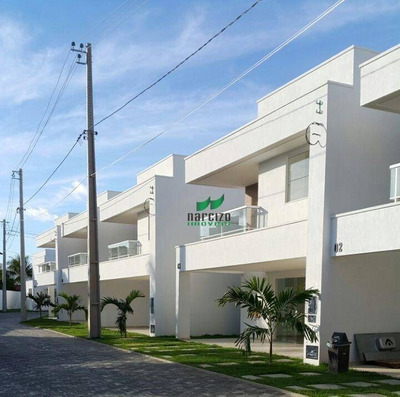 Casa Com 4 Dormitórios Para Alugar, 149 M² Por R$ 3.700/mês - Ca2743