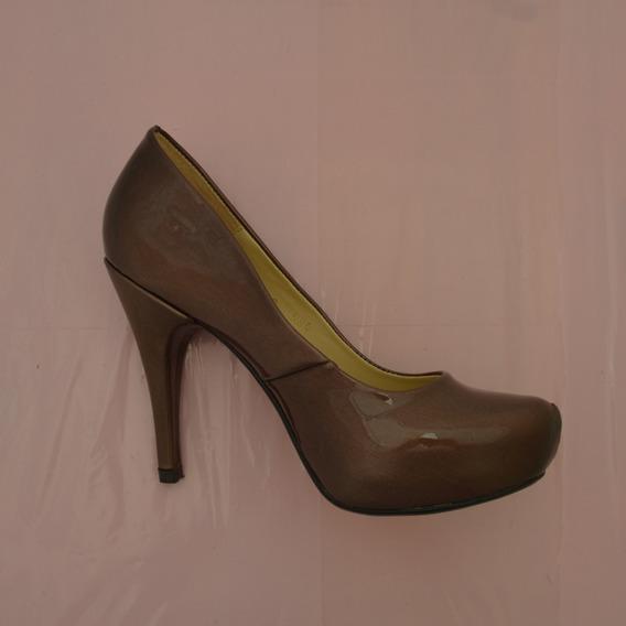 Zapatos Tacon Modelo Basic