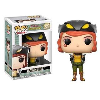 Funko Pop Hawkgirl 223 Dc Bombshells Baloo Toys