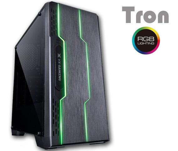 Pc Home Dual Core 5400/4gb/hd 1tb/ssd 120gb Top8