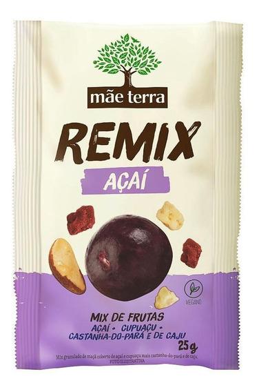 Mix De Frutas Mae Terra Remix Acai 25g