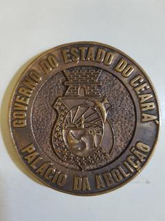 Medalha Governo Do Estado Do Ceará Palácio Da Abolição 1983