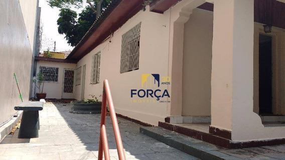 Casa Para Alugar, 110 M² - Centro - Guarulhos/sp - Ca0011