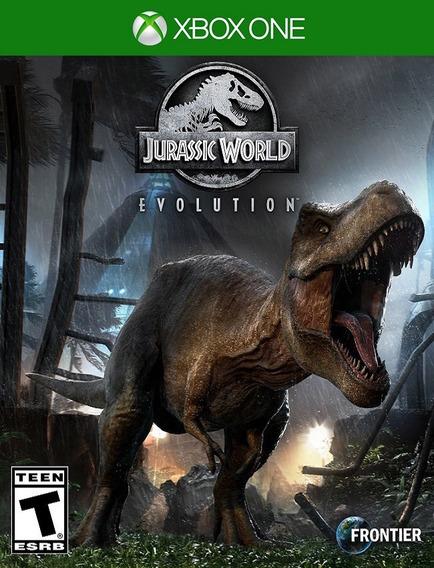 Jurassic World Evolution - Xbox One 25 Dígitos