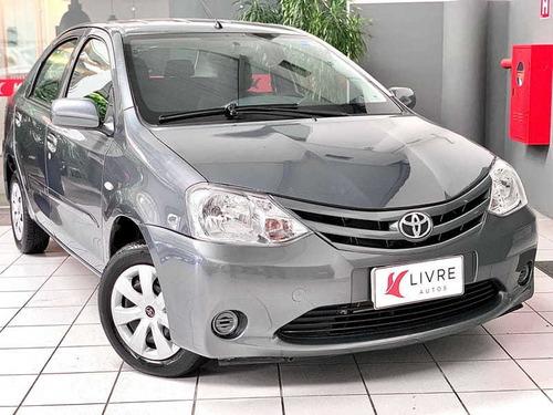 Toyota Etios Sd Xs 1.5 Mt