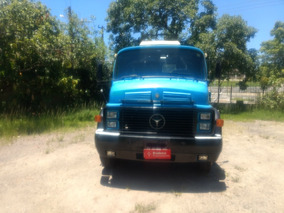 Mercedes-benz 1113 Ano 1975 Chassi Motor Ok