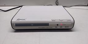 Dvd Player Lenoxx Dv-408 Sem Controle Bivolt