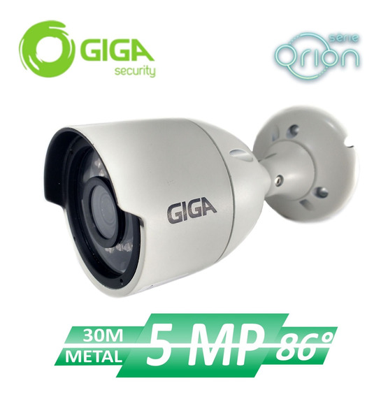 Camera Infra 30m 4x1 1/2,5 5mp 3,6mm Ip66 Giga Gs0047