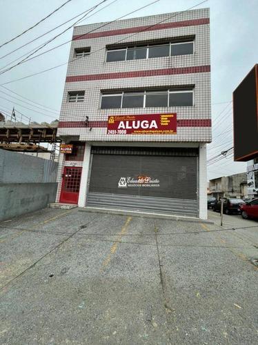 Imagem 1 de 17 de Salão Para Alugar Av. Dr. Timóteo Penteado, 144 M² - Sl0043