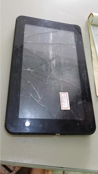 Tablet Cce Tr 71 Para Retirar Peças Os 5661