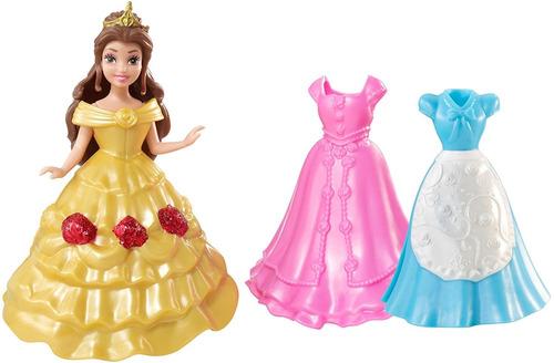 Imagen 1 de 5 de Bolso De Moda Disney Princess Little Kingdom Magiclip Belle