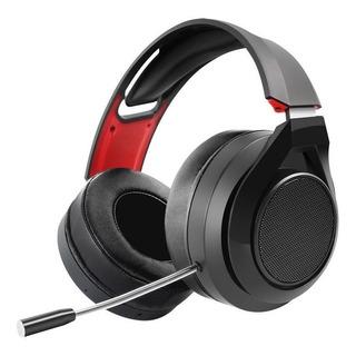 Auriculares Gamer Ps4 Inalambricos Pc Microfono Noga Revoker