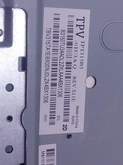 Com Defeito Tela Display Tpt315b5-0tu3a.q Rev:s11e Philips