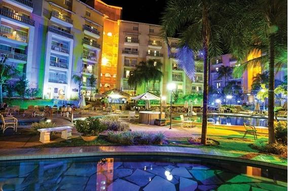 Cota No Empreendimento Olimpia Park Resort