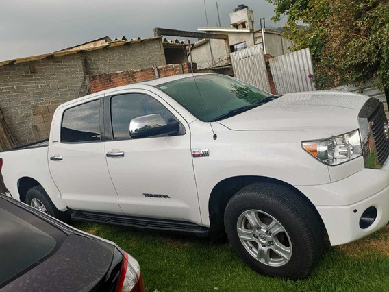 Toyota Tundra 5.7 Ltd V8 Doble Cab 4x4 At 2010