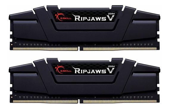 Memoria G.skill Ripjaws V Series 16gb 2x8gb Pc4-28800 Cl16
